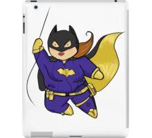 Chubby Batgirl iPad Case/Skin