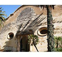 Welcome to the hacienda. Photographic Print