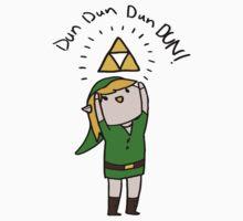 Link Legend of zelda Chibi T-Shirt