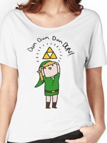 Link Legend of zelda Chibi Women's Relaxed Fit T-Shirt