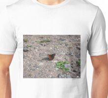 Butterfly in sun Unisex T-Shirt