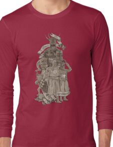 WE WANT A SHRUBBERY! Long Sleeve T-Shirt