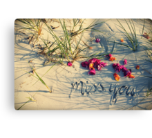 Always and Forever Canvas Print