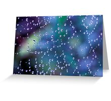 Pigments Greeting Card