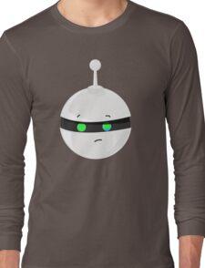 Sad Robot Long Sleeve T-Shirt