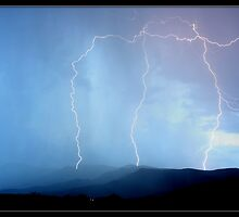 Arizona Monsoon by Candy Gemmill