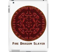 Fairy Tail - Fire Dragon Slayer iPad Case/Skin