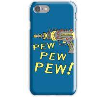 Pew Pew Pew iPhone Case/Skin