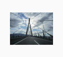 Rio-Antirio bridge, Greece Unisex T-Shirt