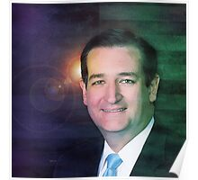 American Patriot Ted Cruz Poster