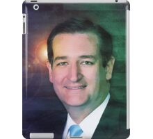 American Patriot Ted Cruz iPad Case/Skin