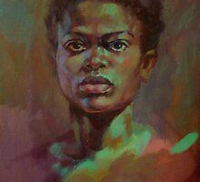 Gladys by Kathylowe