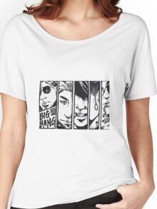 Bigbang Women's Relaxed Fit T-Shirt