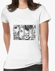 Bigbang Womens Fitted T-Shirt