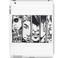 Bigbang iPad Case/Skin