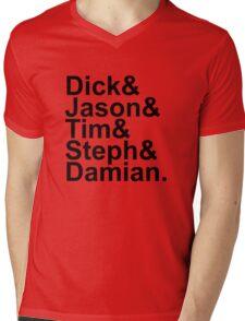 The Robins Mens V-Neck T-Shirt
