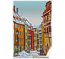 nuremberg colour Poster
