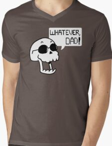 WHATEVER, DAD! Mens V-Neck T-Shirt