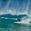 Close Out - Maroubra Beach - Sydney - Australia by Bryan Freeman