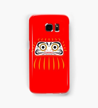 Japan 1 - Daruma Samsung Galaxy Case/Skin