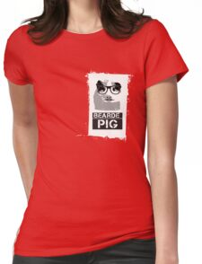 Hipster - Pocket Womens Fitted T-Shirt