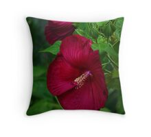 Flame Thrower Throw Pillow
