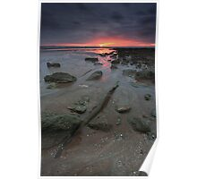 Mindil Beach Sunset, NT Australia Poster