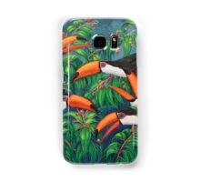 """Toucan Tea"" Samsung Galaxy Case/Skin"