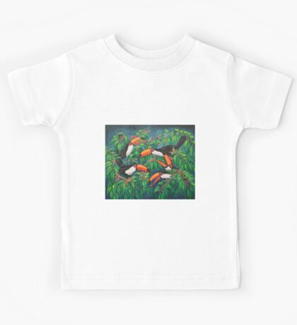 """Toucan Tea"" Kids Tee"