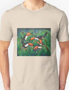 """Toucan Tea"" T-Shirt"