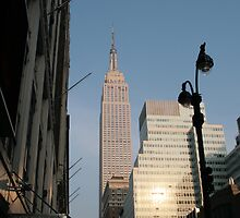 New York icons by Denzil