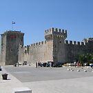 Trogir fortress  by machka