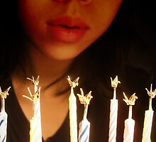 Birthday Wish by Mui-Ling Teh