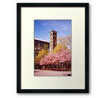 Judson Memorial Church, Greenwich Village, New York City Framed Print