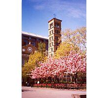 Judson Memorial Church, Greenwich Village, New York City Photographic Print