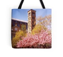 Judson Memorial Church, Greenwich Village, New York City Tote Bag