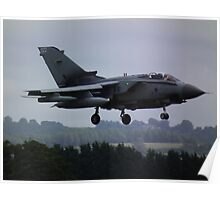 Tornado GR4 about to land Poster