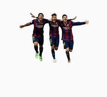 Messi Suarez Neymar Unisex T-Shirt