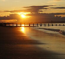 Portobello Sunset by Nik Watt