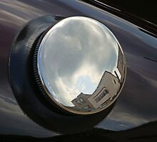 Gas Cap from a 1934 Ford by vigor