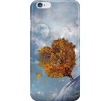 Love Rules the Universe iPhone Case/Skin