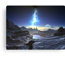 The Storm Chasers' Dream Canvas Print