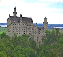 Neuschwanstein Castle by Imagery