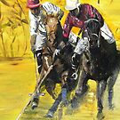 Polo Cup by Astrid Strahm