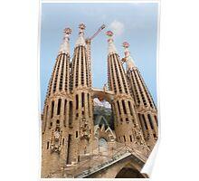 Sagrada Família Poster