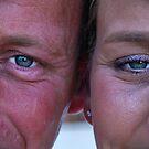 Eye to eye... by Tigersoul
