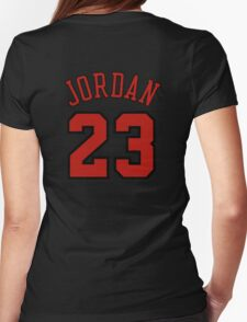 Jordan 23 Womens Fitted T-Shirt