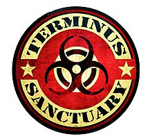 Terminus Photographic Print