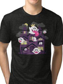Ghost House Tri-blend T-Shirt