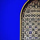 Blue Majorelle by Matthew Pugh